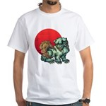 shishi White T-Shirt
