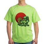 shishi Green T-Shirt