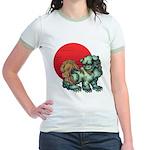 shishi Jr. Ringer T-Shirt