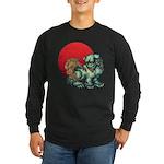 shishi Long Sleeve Dark T-Shirt
