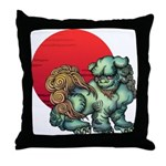 shishi Throw Pillow