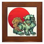 shishi Framed Tile