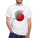 houou1 White T-Shirt