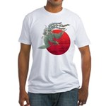 houou1 Fitted T-Shirt