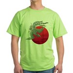 houou1 Green T-Shirt