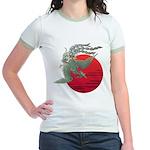 houou1 Jr. Ringer T-Shirt