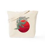 houou1 Tote Bag