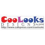 CooLooks Logo Sticker (Bumper 50 pk)