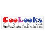CooLooks Logo Sticker (Bumper)