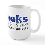 CooLooks Logo Large Mug