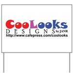 CooLooks Logo Yard Sign