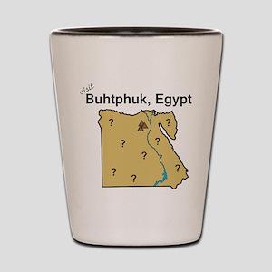 Buhtphuk, Egypt Shot Glass