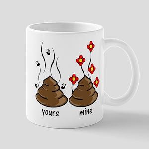 Yours/Mine Mug