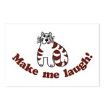 Make Me Laugh Postcards (Package of 8)