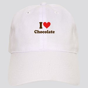 I Heart Chocolate: Cap