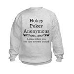 Hokey Pokey Kids Sweatshirt