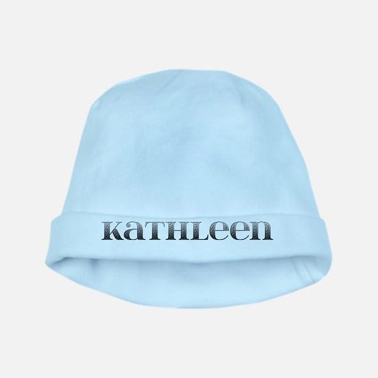Kathleen Carved Metal baby hat