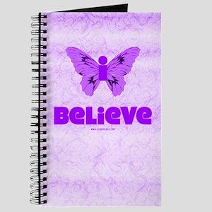 iBelieve - Purple Journal