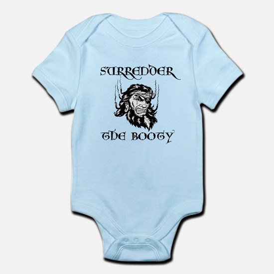 Booty Surrender Infant Bodysuit