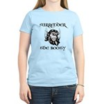 Booty Surrender Women's Light T-Shirt