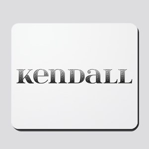 Kendall Carved Metal Mousepad