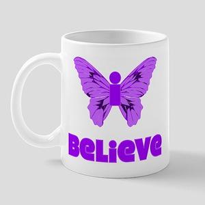 iBelieve - Purple Mug