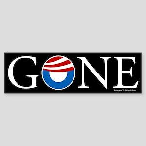 Gone Sticker (Bumper)