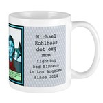 30 Days On The Chain Gang Prize Mugs
