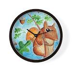 Suburban Monkey Wall Clock