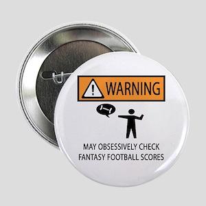 """Checks Fantasy Football Scores 2.25"""" Button"""