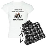 Cruel Employment Women's Light Pajamas
