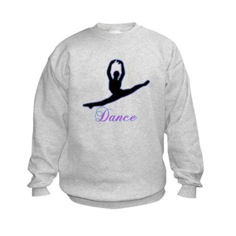 Dancers Gifts Kids Sweatshirt