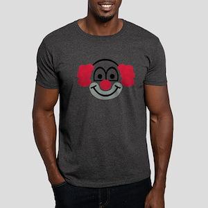 Clown face Dark T-Shirt