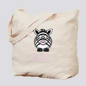 Z is for Zebra! Tote Bag