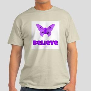 iBelieve - Purple Light T-Shirt