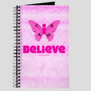 iBelieve - Pink Journal