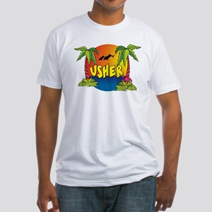 Usher Fitted T-Shirt