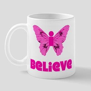 iBelieve - Pink Mug