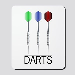 3 Darts Mousepad