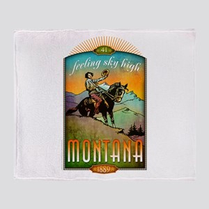 Montana Throw Blanket
