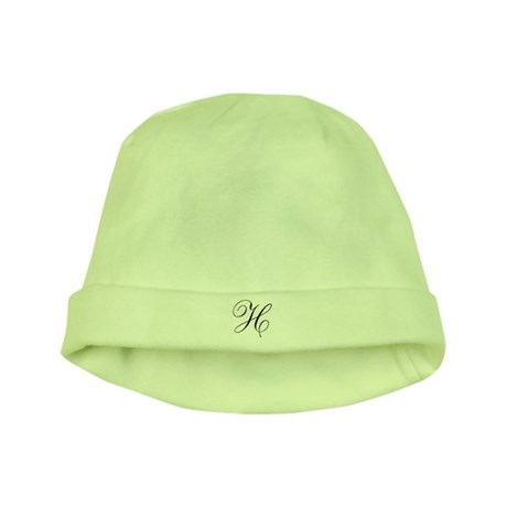H's baby hat