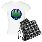 Government Seal of Japan 2 Women's Light Pajamas
