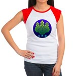 Government Seal of Japan 2 Women's Cap Sleeve T-Sh