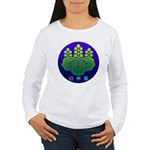 Government Seal of Japan 2 Women's Long Sleeve T-S