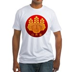 Government Seal of Japan Fitted T-Shirt