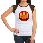 Government Seal of Japan Women's Cap Sleeve T-Shir