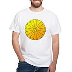 national emblem White T-Shirt