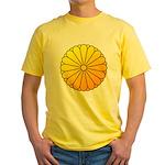 national emblem Yellow T-Shirt