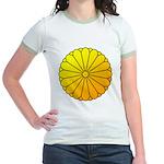 national emblem Jr. Ringer T-Shirt