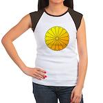 national emblem Women's Cap Sleeve T-Shirt